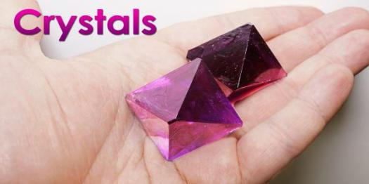 crystal Quizzes & Trivia