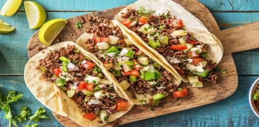 How Much Do You Know About Taco Recipe?