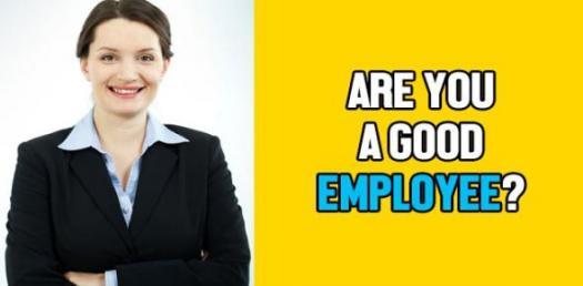 Quiz On A Good Employee? Quiz