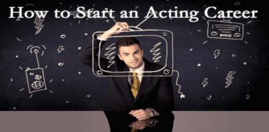 How To Start Acting? Quiz