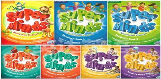 Super Minds: Starter, Level 1 And Level 2 Book