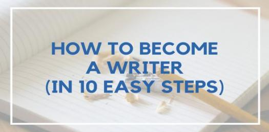How To Become A Writer? Quiz