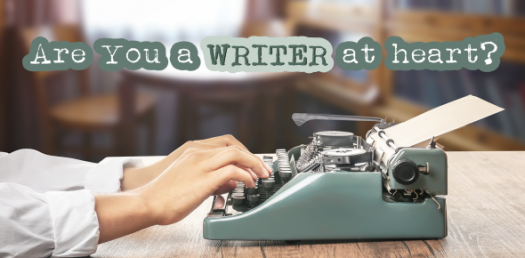 Are You A Writer At Heart? Quiz