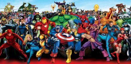 Can You Guess These Favourite Superheroes? Quiz