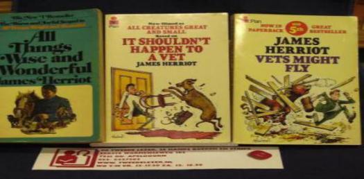 Vets Might Fly Book Trivia Quiz