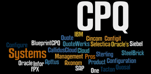Are You Knowledgeable About Configure, Price And Quote (cpq)