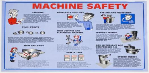 Safety Guidelines For Machines Trivia Quiz