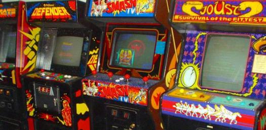 Arcade Game Trivia Quiz