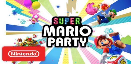 Mario Party Trivia Quiz