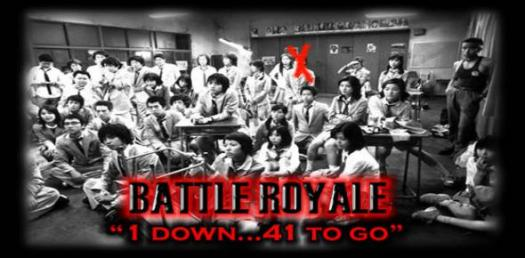Up Your Battle Royale Movie Knowledge