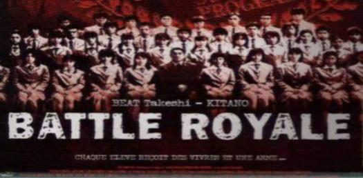 How Much Do You Remember By Battle Royale?