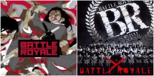 A Quiz On Battle Royale (Movie)