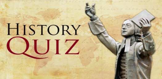 10th Grade: How Well Is Your History Knowledge?