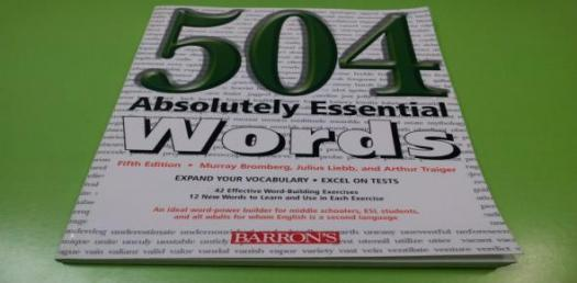 Basic Quiz: 504 Absolutely Essential Words! Trivia