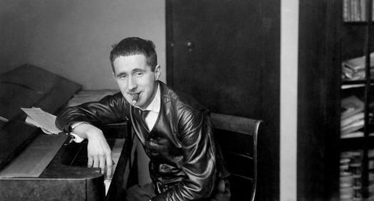 Can You Pass This Test On Bertolt Brecht?