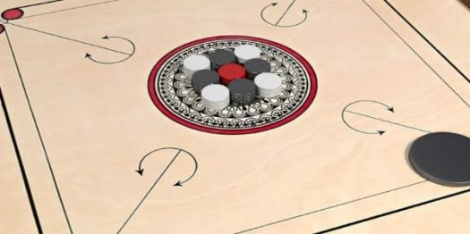 Point Carrom Game Rules! Trivia Facts