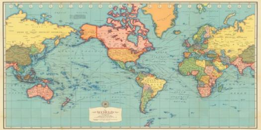 History Of Cartography! Trivia Quiz
