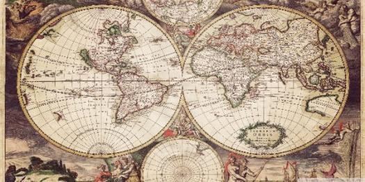 Do You Have Basic Idea About Cartography? Trivia Quiz