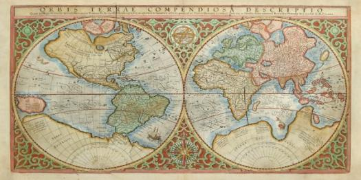 Cartography Ultimate Trivia Questions! Quiz