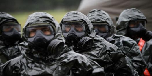 CBRN: All About Military! Trivia Quiz