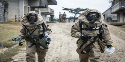 CBRN: United States Army! Trivia Quiz