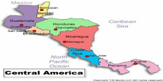 Geography Of Central America Trivia Quiz