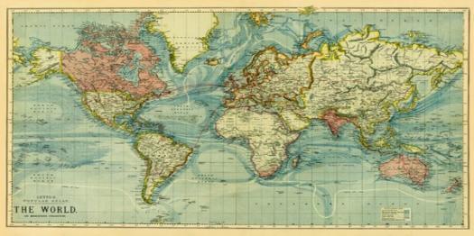 Cartography Quiz On Map Designs! Trivia