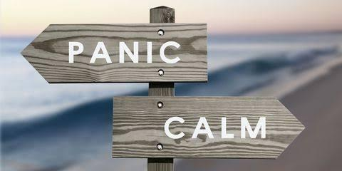 Whether You Stay Calm Or Panic During An Emergency?