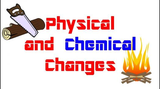 Chemical And Physical Changes! Trivia Questions Quiz