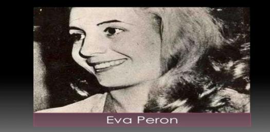 What Do You Know About Eva Peron? Trivia Quiz