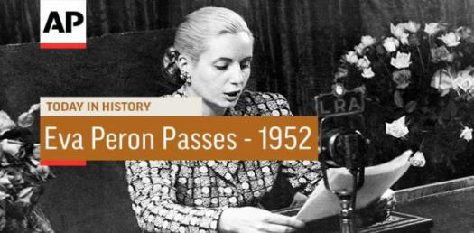 Facts You Should Know About Eva Peron! Trivia Quiz