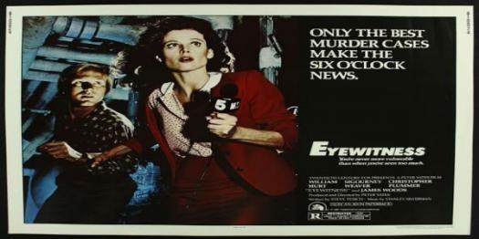 Eyewitness Film By Steve Tesich! Trivia Quiz