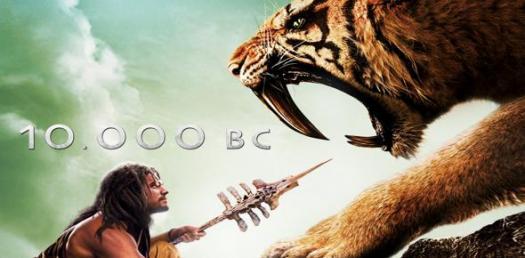 Hollywood Movie Quiz: 10,000 BC
