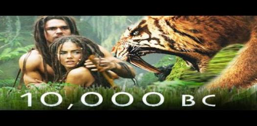 "Have You Seen The Movie ""10,000 BC""?"