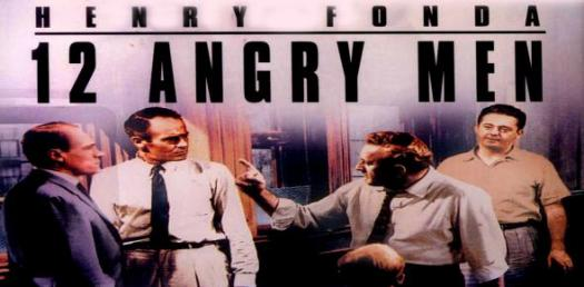 12 Angry Men: The Ultimate Jurors Test
