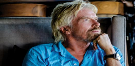 Richard Branson Personal Life And Career! Trivia Facts Quiz