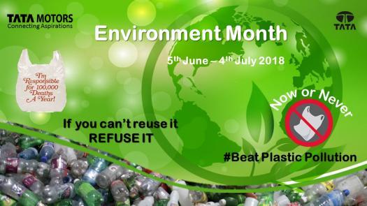 Environment Month 2018 - Online Quiz 2