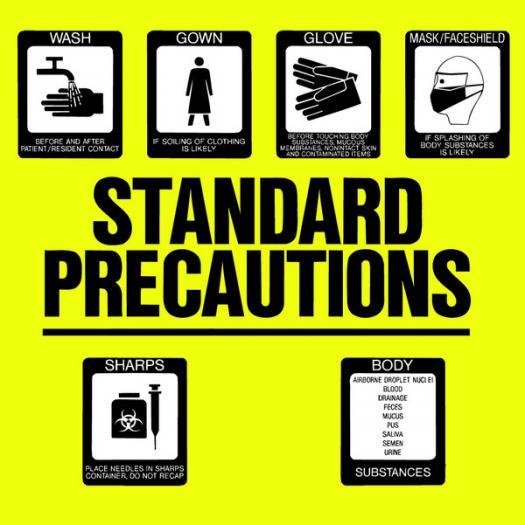 OSHA Standard Precautions