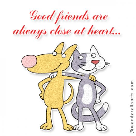 Are You A Good Friend ?