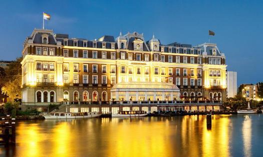 How Well Do You Know The Amstel Hotel?