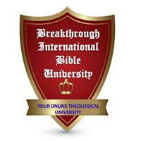 Breakthrough Intl Bible University - The Pauline Epistles, Part 2