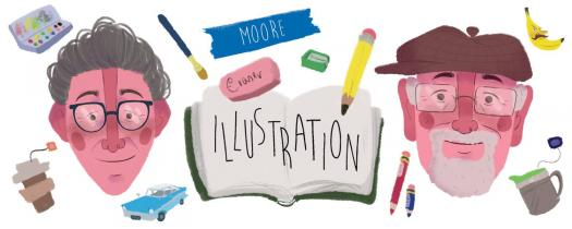 Which Moore Illustration Professor Are You?