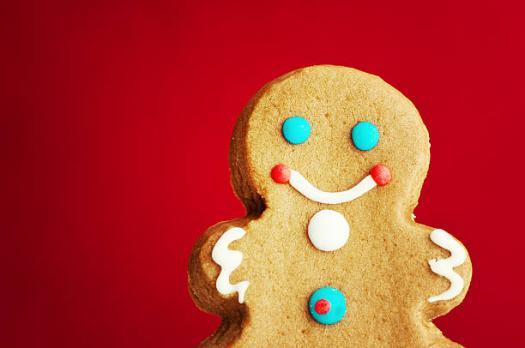The Gingerbread Man Quiz