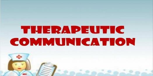 Therapeutic Communication Quiz