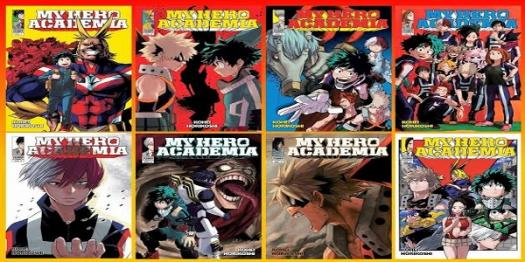 My Hero Academia Quiz