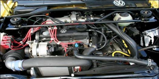 Volkswagen G60 Engine Quiz