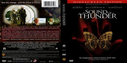 Do You Know About A Sound Of Thunder Film?