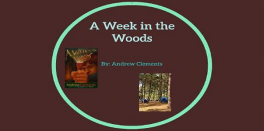 A Week In The Woods Trivia Questions! Quiz