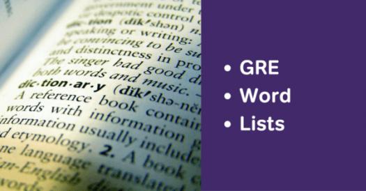 GRE Vocabulary Builder Quiz