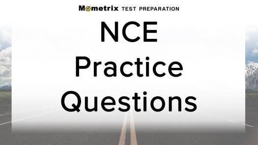 National Counselor Exam Prep (NCE)